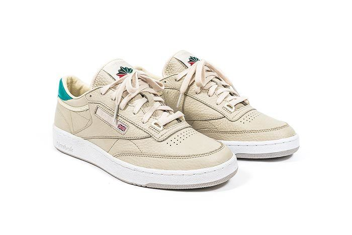 Packer Shoes Reebok Club C 7