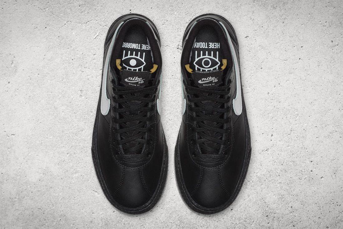 2 Nike Sb Bruin High Lacey Baker Sneaker Freaker