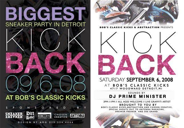Kick Back 1