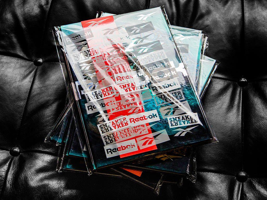 Sneakerfreaker Reebok Book Bag