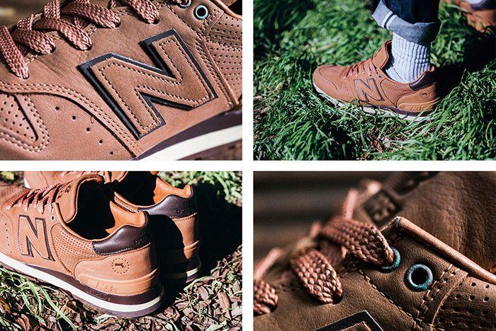 Danner X New Balance American Pioneer Collection Sneaker Freaker 4