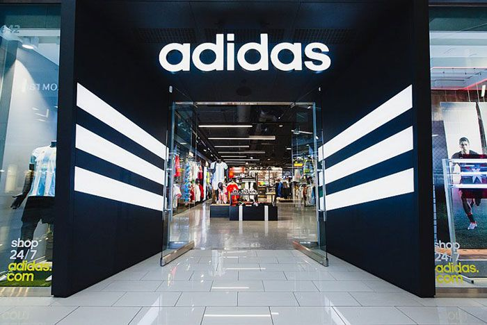 Adidas Store Front