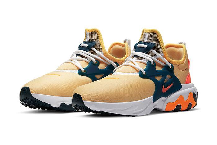 Nike React Presto Seahorse Av2605 201 Release Date Pair