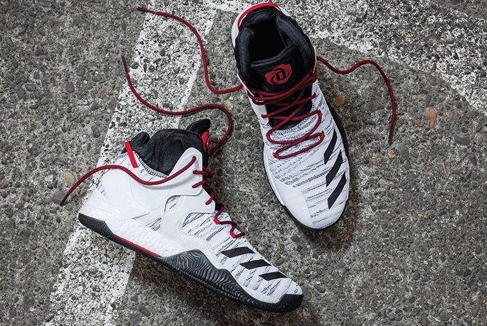 Adidas D Rose 7 White