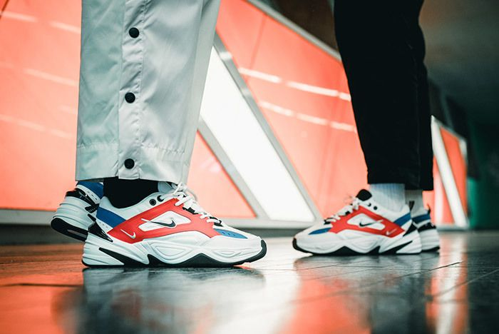 Empleado rumor Procesando  An On-Foot Look at John Elliott's Nike M2K Tekno - Sneaker Freaker