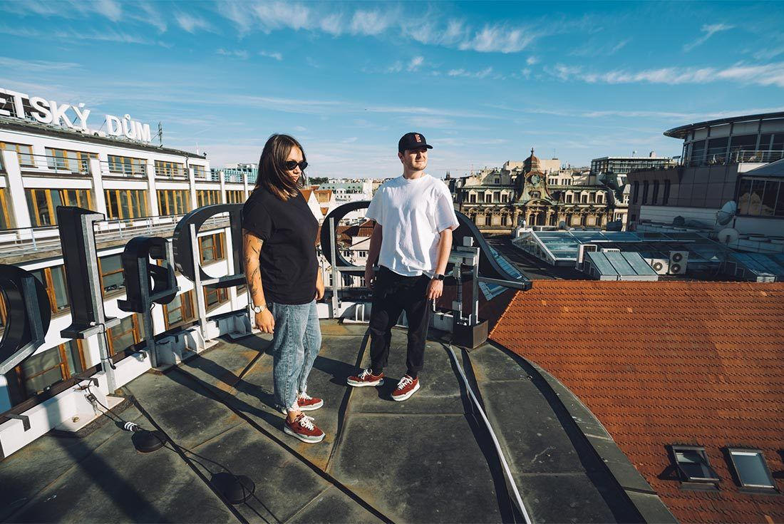 Kangaroos X Footshop The City Of A Hundred Spires Ultimate 3 Interview 27