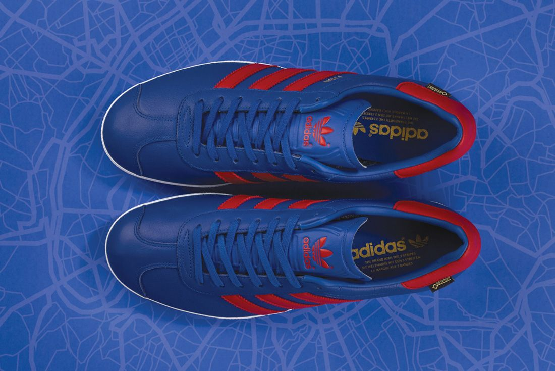 Adidas Gazelle Gtx Size Exclusive City Series – Paris 1