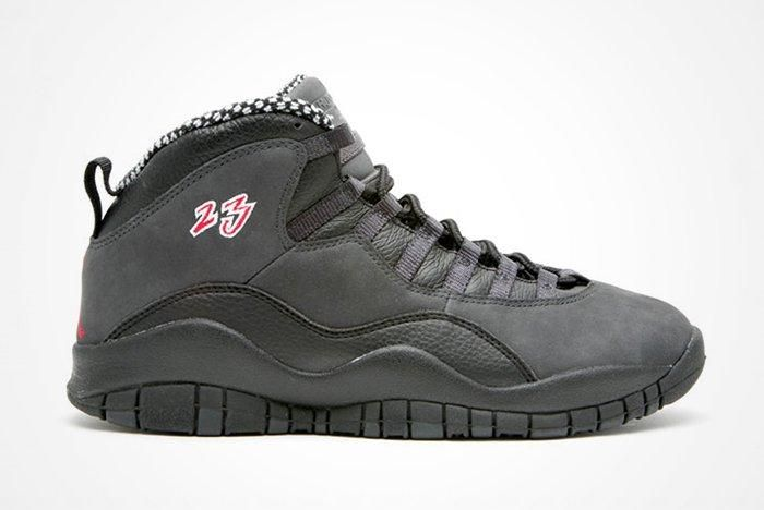 Air Jordan 10 Dark Shadowfeature