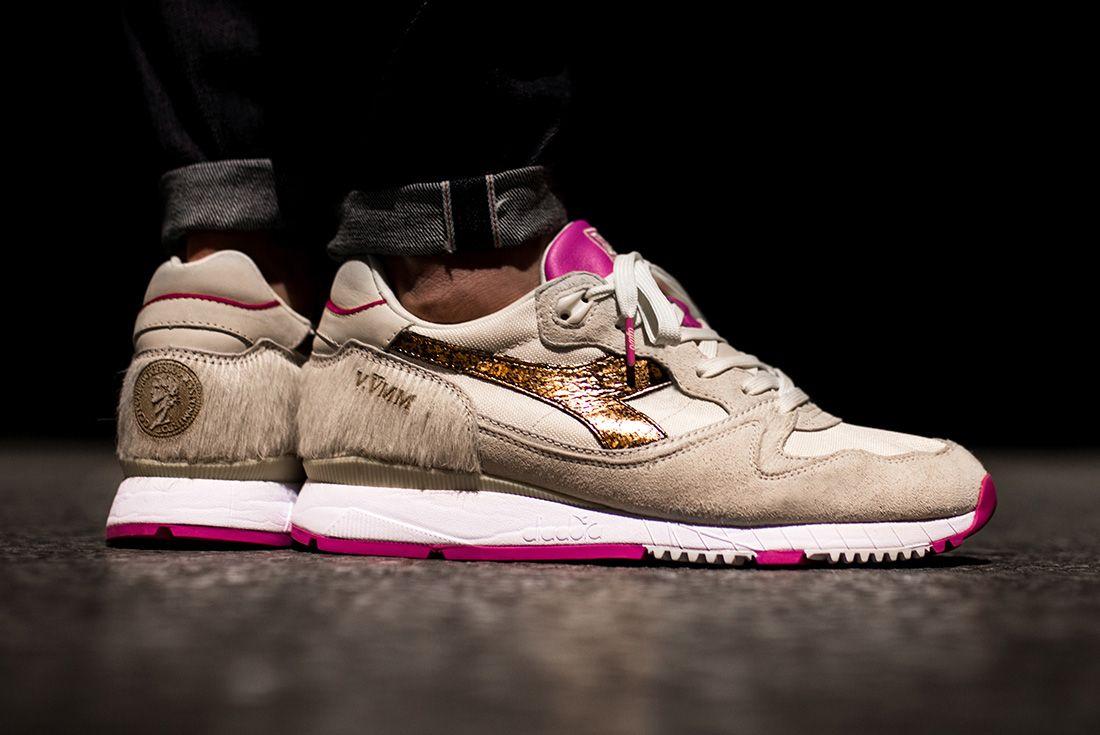 The Good Will Out Diadora Highlight Reel Sneaker Freaker 2