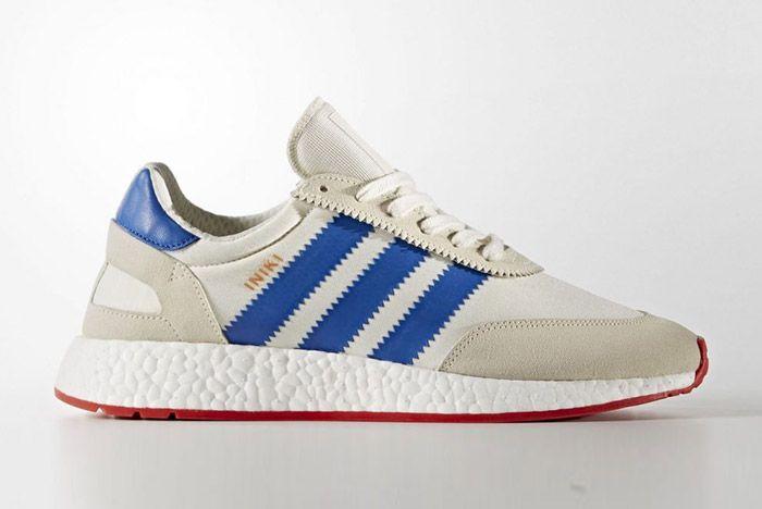 Adidas Iniki Runner Boost White