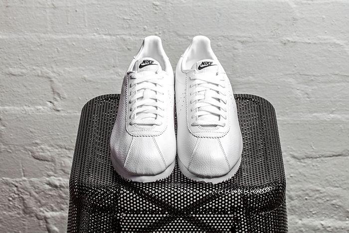 Nike Cortex Classic Leather White 3