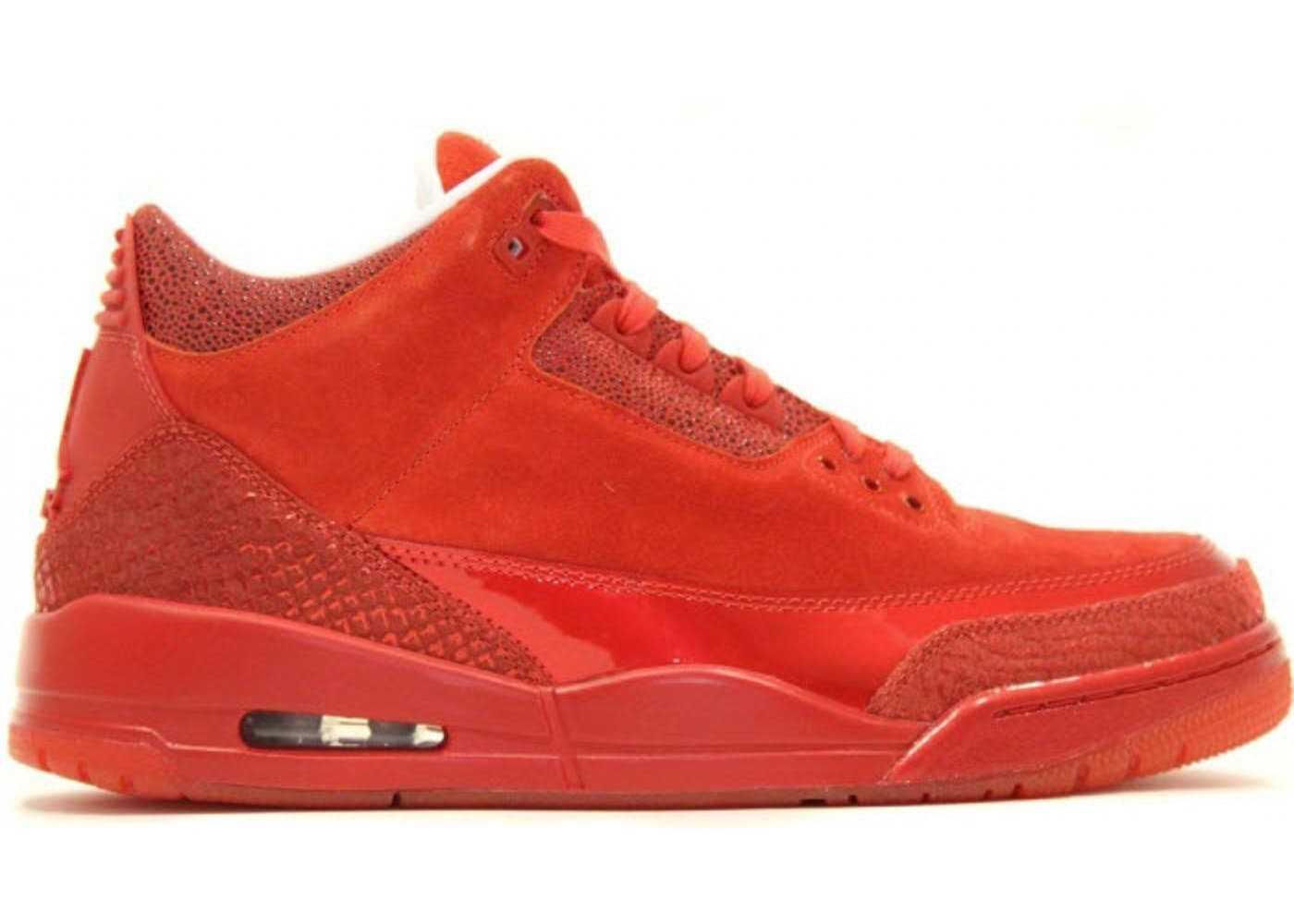 Air Jordan 3 Retro Legends Of Summer Sneaker Freaker