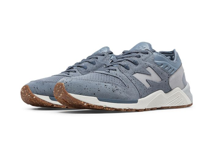 New Balance 009 Speckle Suede3