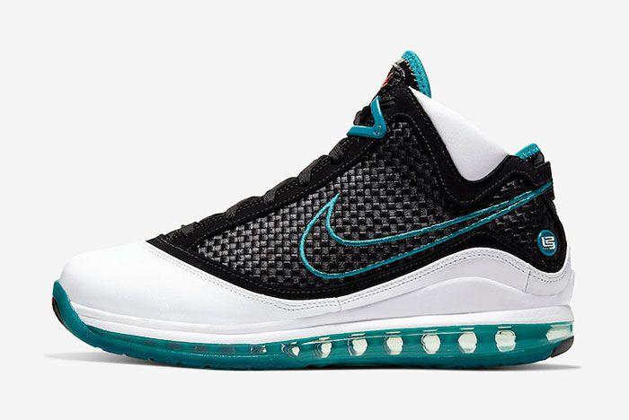 Nike Le Bron 7 Red Carpet Cu5133 100 2019 Retro Release Date Side