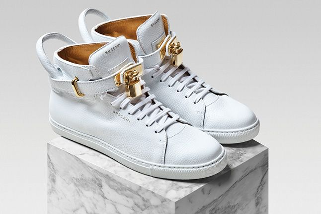 Buscemi Padlock Sneaker