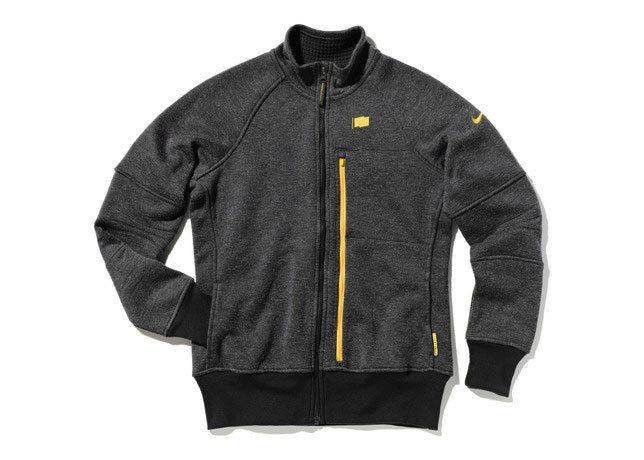 Grey Livestrong Sweater 3
