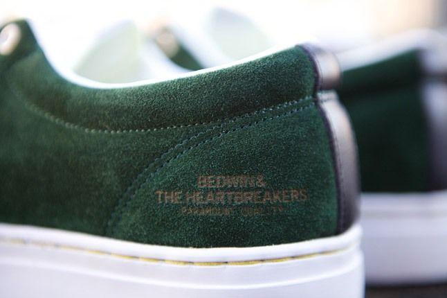 No 3 Bedwin Green Heel 1