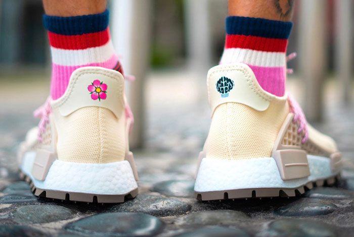 Pharrell Cream Nmd Sneaker Freaker4