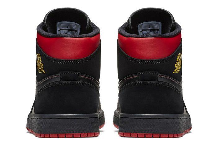 Air Jordan 1 Last Shot 1