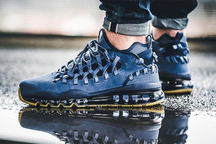 Nike Air Max Tr17 Navy Blue 4