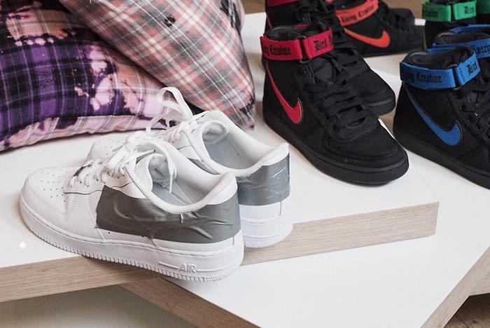 Vlone X Nike Vandal 3
