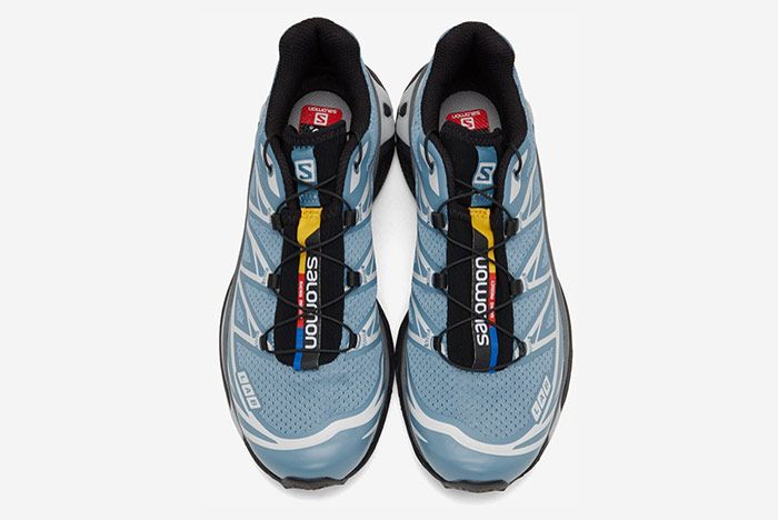 Salomon S Lab Xt 6 Adv Blue Top
