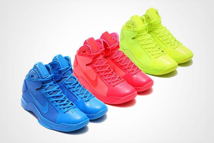 Nike Hyperdunk 2008 Retro Neon Pack Thumb
