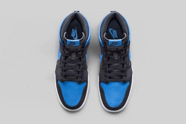 Air Jordan 1 Ko Sport Blue Bump Bump 1
