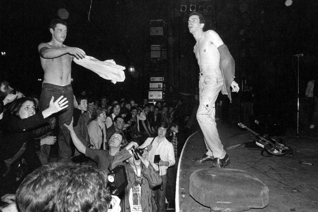 The Clash Joe Strummer