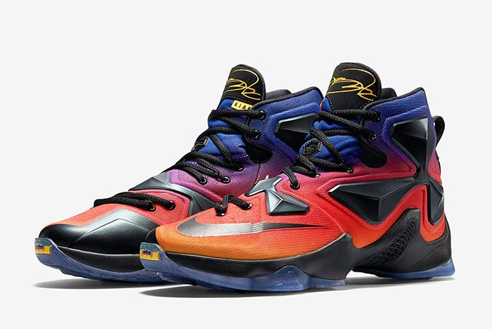 Nike Lebron 13 Doernbecher Freestyle Collection 20152