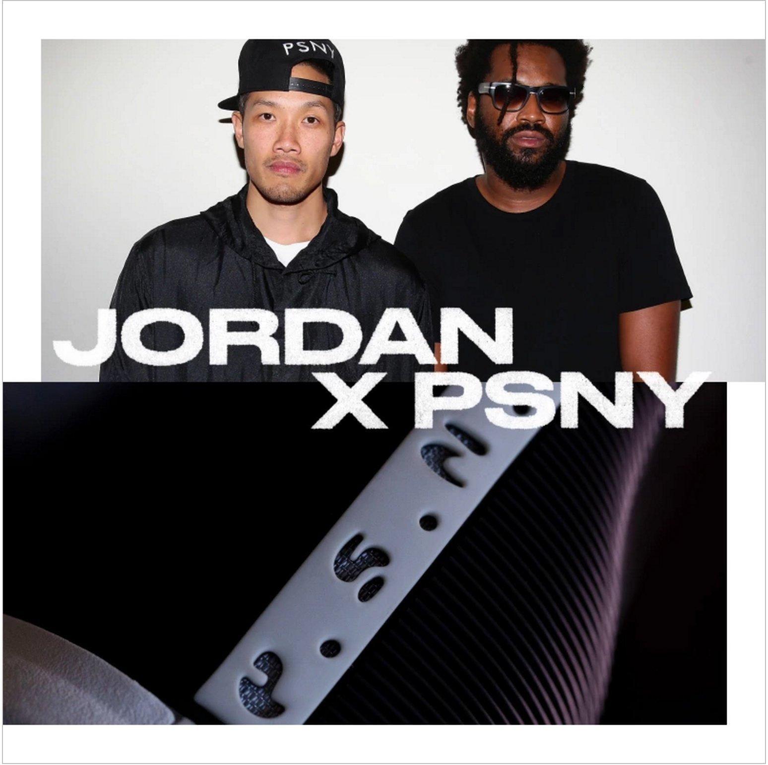 Jordan And Psny 2