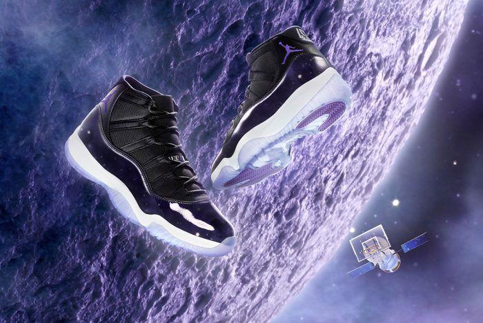 Air Jordan Space Jam