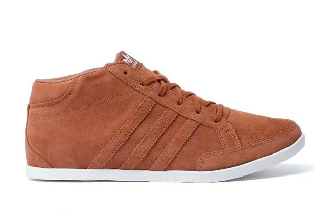 Adidas Adi Up 5 8 Brown Profile 1