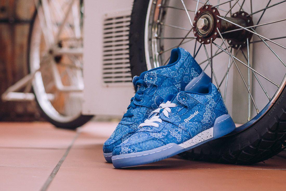 Limited Edt X Reebok Workout Lo Sneaker Freaker 11