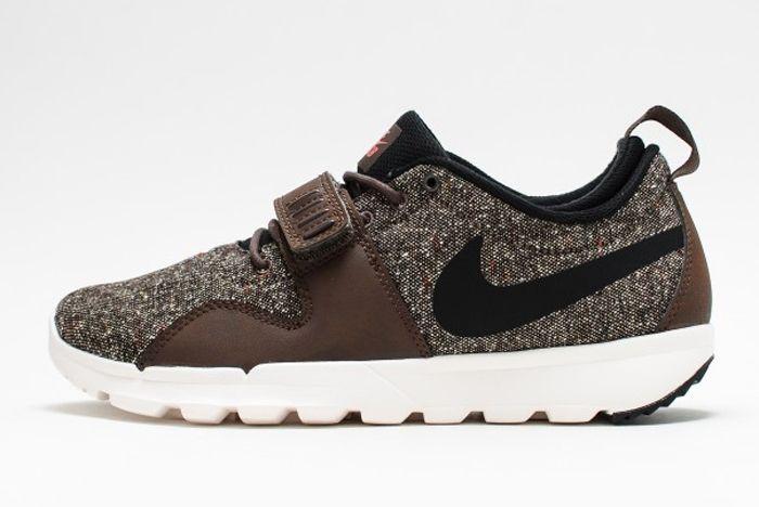 Nike Sb Trainerendor Baroque Brown Black Ivory 2