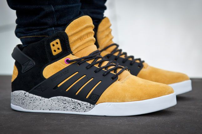 Sneaker Freaker Supra Golden Balls 8266 1 11