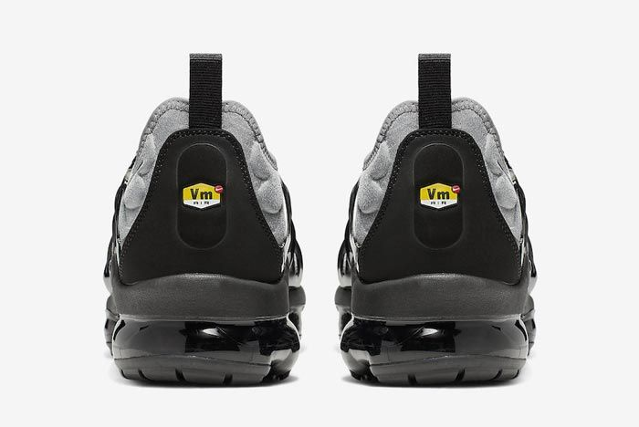 Nike Air Vapormax Cool Grey Black Heels