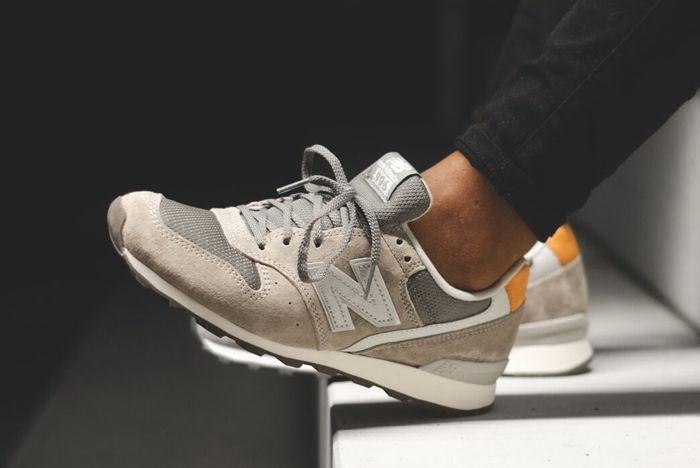 New Balance Wr996 Grey 1