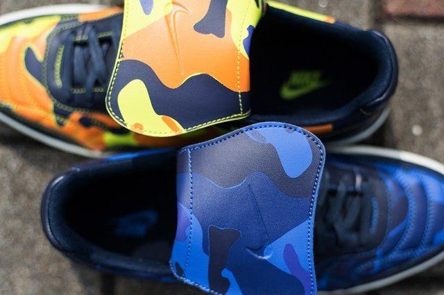 F C R B Nike Tiempo 94 Camo 3