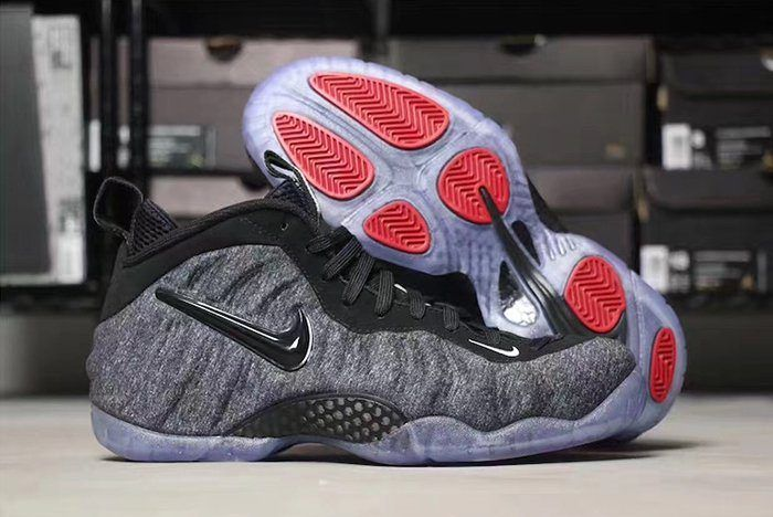 Nike Air Foamposite Pro Tech Fleece4