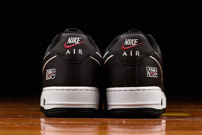 Nike Air Force 1 Low Nyc Black 4