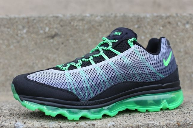 Nike Air Max 95 Dynamic Flywire Poison Green 1