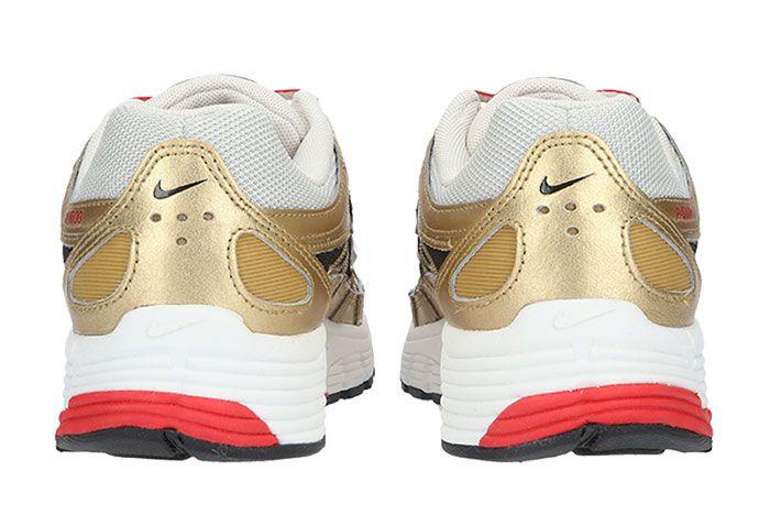 Nike P 6000 Metallic Gold Bv1021 007 Release Date 2 Heel