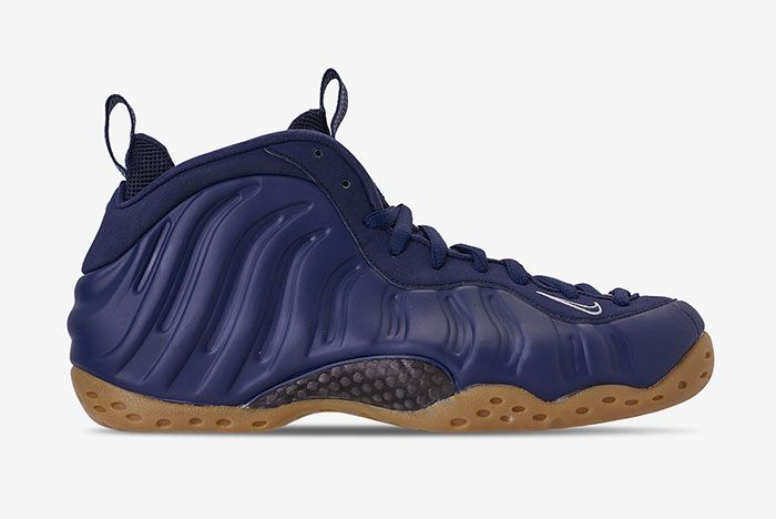 Nike Foamposite One Navy Gum Photos 0 Sneaker Freaker