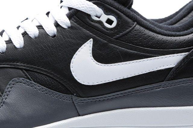 Nike Air Max 1 Black Dark Grey 1