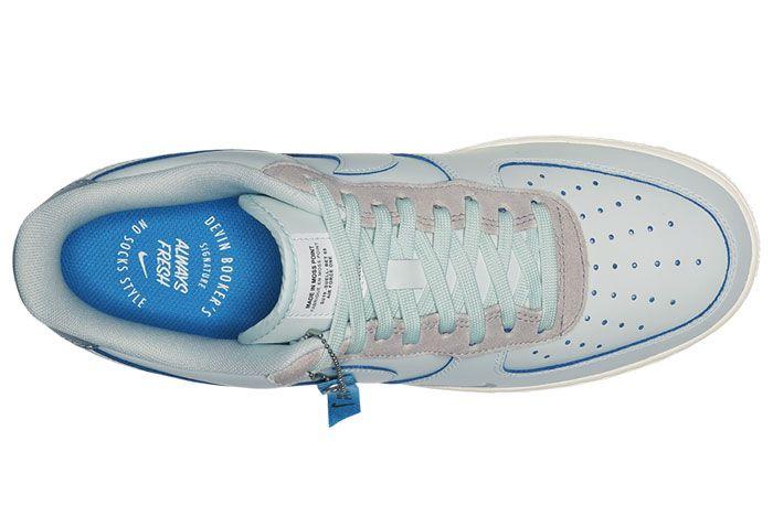 Devin Booker Nike Air Force 1 Low Aj9716 001 Release Date 3 Top