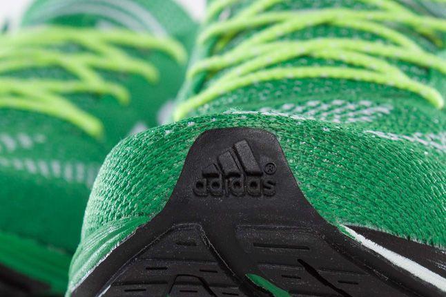 Adidas Primeknit Olympics Prime Green Toe 1