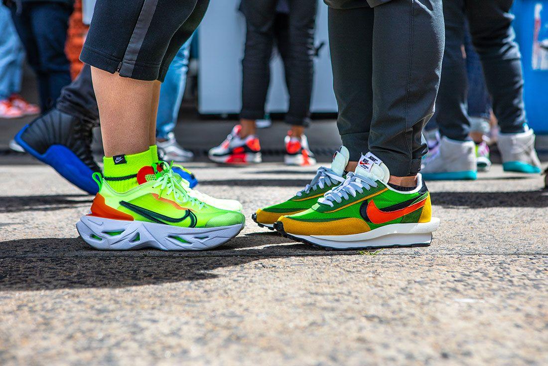 Sneaker Freaker Swap Meet October 2019 On Foot10