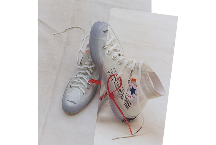 Off White X Nike The Ten 11