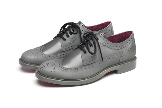 Nike Cole Haan Reflective Cooper Square Wingtip 1